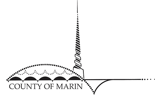 County of Marin Logo