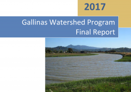 Gallinas Watershed Program Final Report